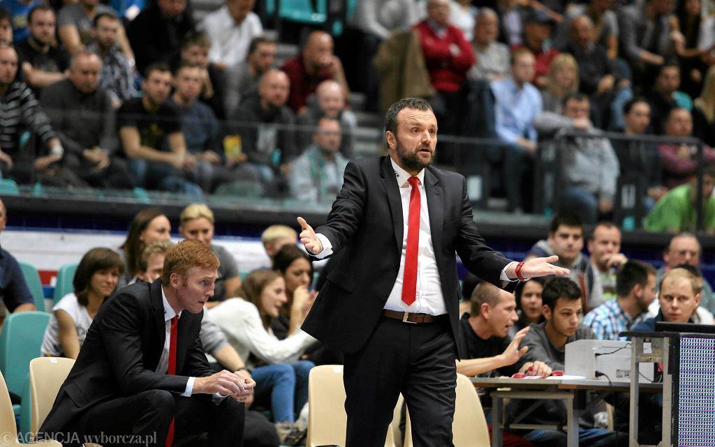 Mihailo Uvalin, trener Śląska Wrocław