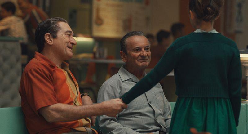 Kadr z filmu 'Irlandczyk', reż. Martin Scorsese