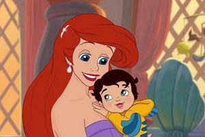 To hit na Instagramie. Księżniczki Disneya w ciąży i z dziećmi na rękach. Jak wyglądają?
