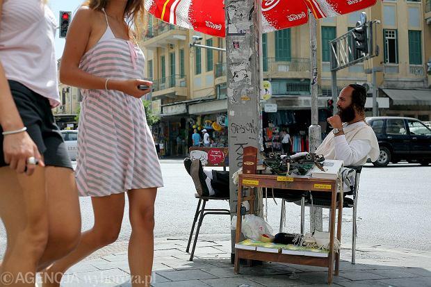 Ulica w Tel Awiwie