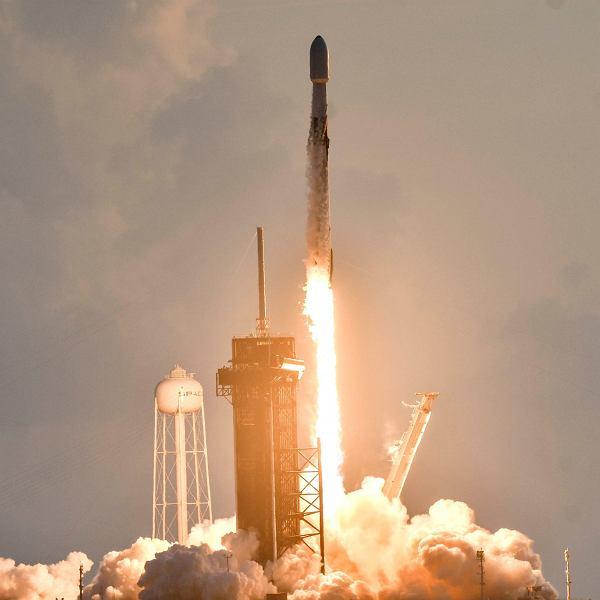 Rakieta Falcon 9 wystartowała z misją Starlink-13 6 października 2020