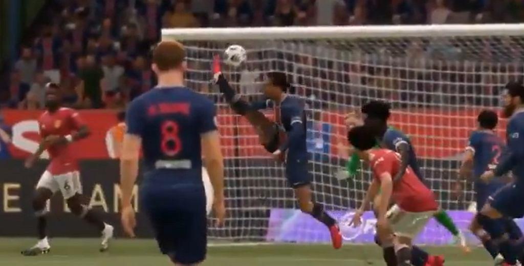 Virgil Van Dijk w FIFA 21
