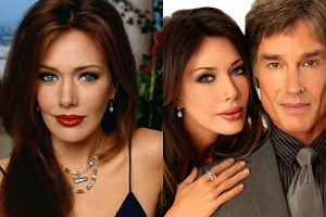 Hunter Tylo, Ronn Moss