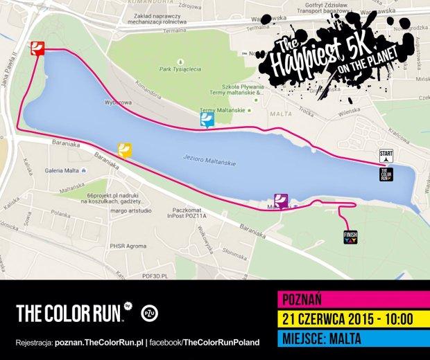 The Color Run by PZU - Poznań