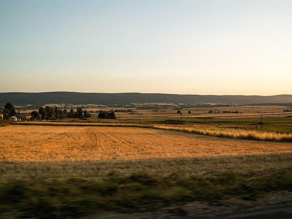 góry świętokrzyskie, zdjęcie ilustracyjne