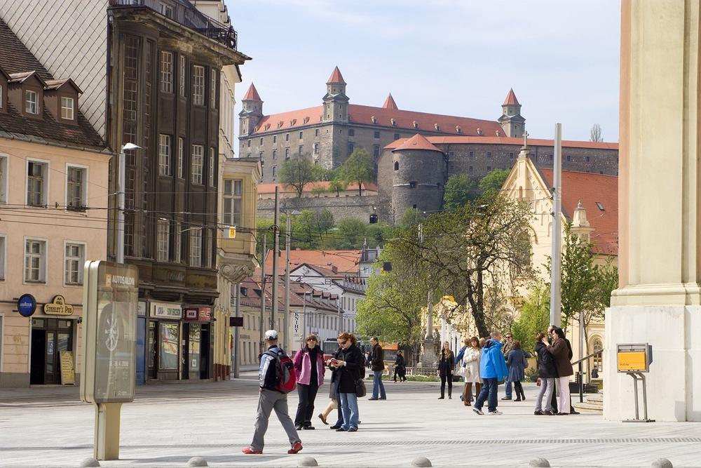 Słowacja atrakcje. Bratysława