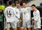 """Oficjalnie: Bayern żegna pomocnika. """"Udowodnił, że jest znakomitym piłkarzem"""""""