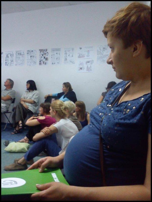 Ciąża taka zwykła, nie wow