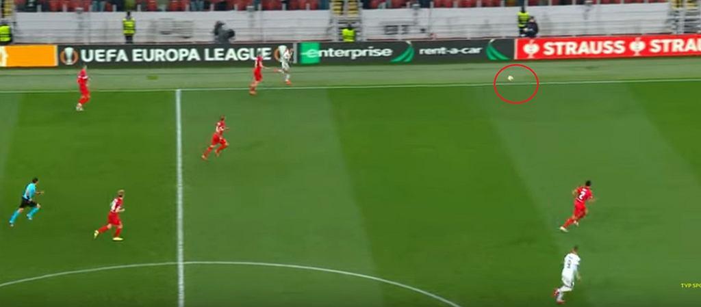 Spartak - Legia