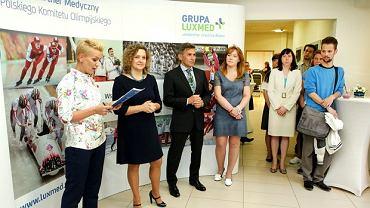 Uroczyste otwarcie PROFEMED Sport i Rehabilitacja