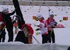 PŚ w biathlonie. Nieudany start sztafety