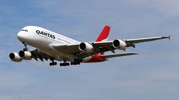 Qantas zapowiada, że na pokład wpuści tylko zaszczepionych pasażerów