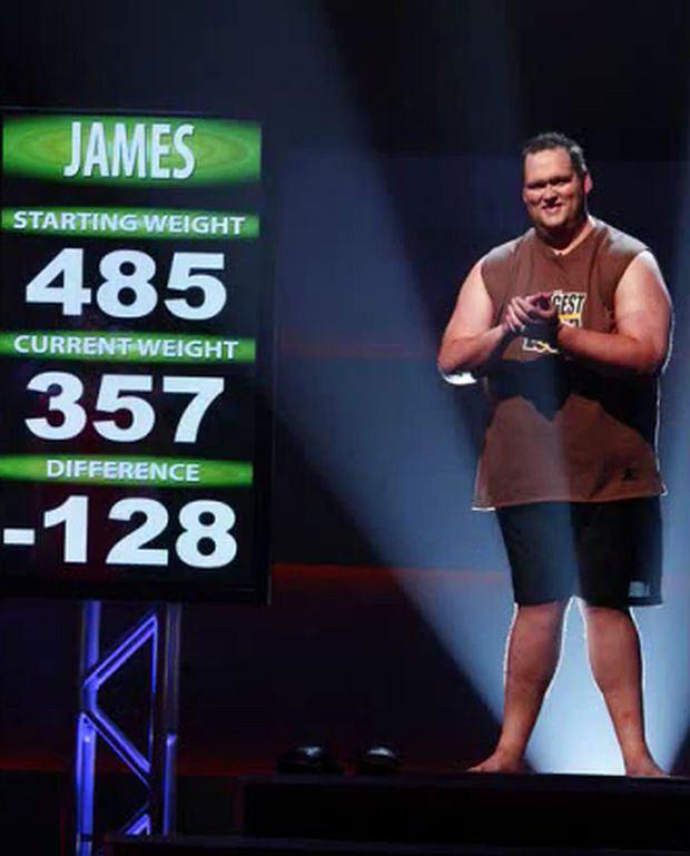 The Biggest Loser, James