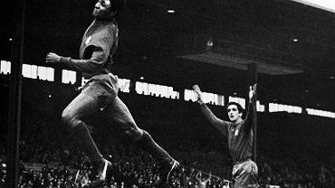 Eusebio na mundialu w 1966 r.