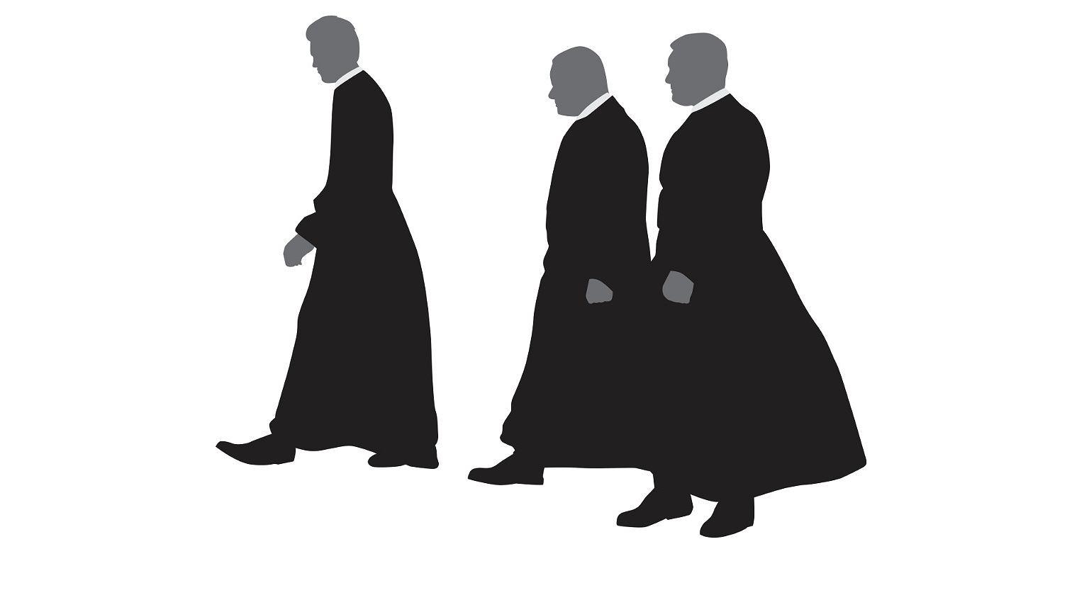 Duchowni to - zdaniem wielu kobiet - najlepsza partia