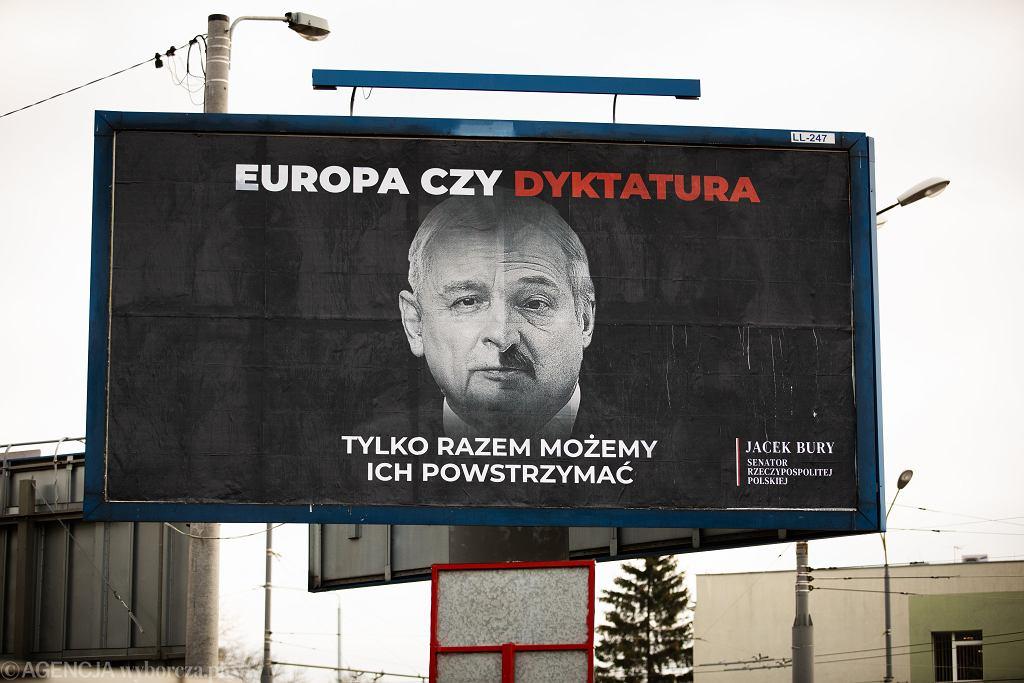 Europa czy dyktatura?