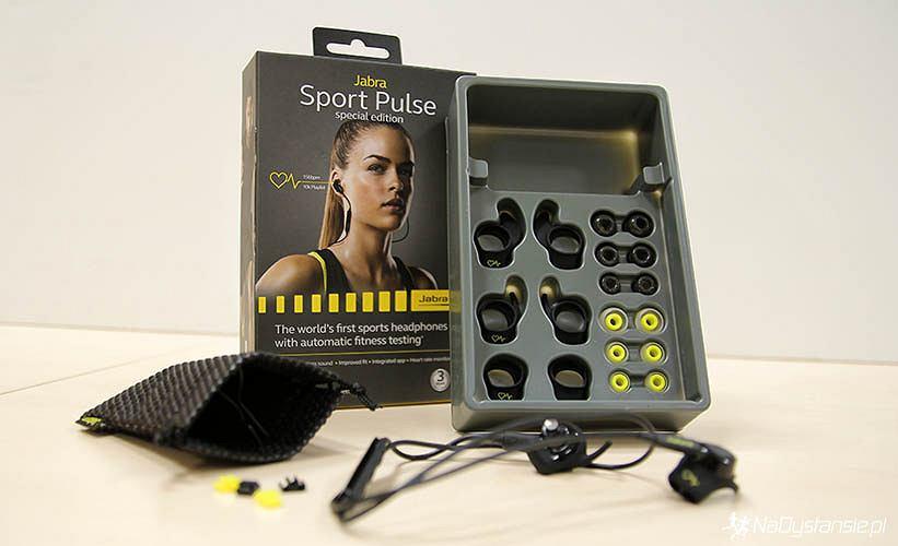 Jabra Sport Pulse Special Edition - test słuchawek z pomiarem tętna