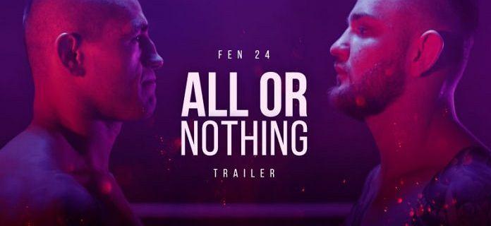 Świetny trailer gali FEN 24 [WIDEO]
