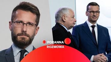Radosław Fogiel gościem Porannej Rozmowy Gazeta.pl