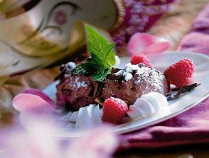 Sorbet czekoladowy