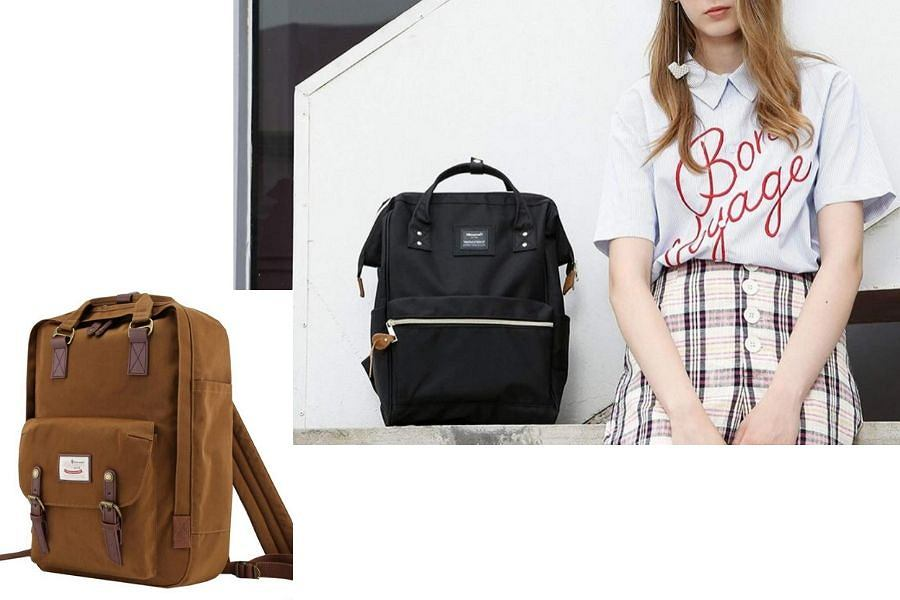 Plecaki Himawari w dwóch stylach
