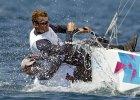 """Londyn 2012. Polscy żeglarze ruszają po medale. """"Bal będzie, ale po zawodach"""""""