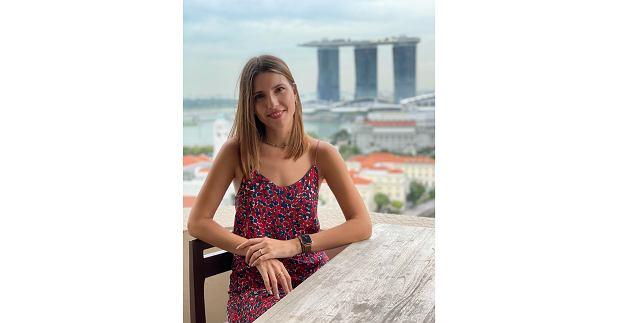 Paula chwali singapurski porządek i bezpieczeństwo (fot. Archiwum prywatne)