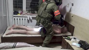 Zatrzymanie wagnerowców na Białorusi, sanatorium pod Mińskiem, 29 lipca 2020 r.