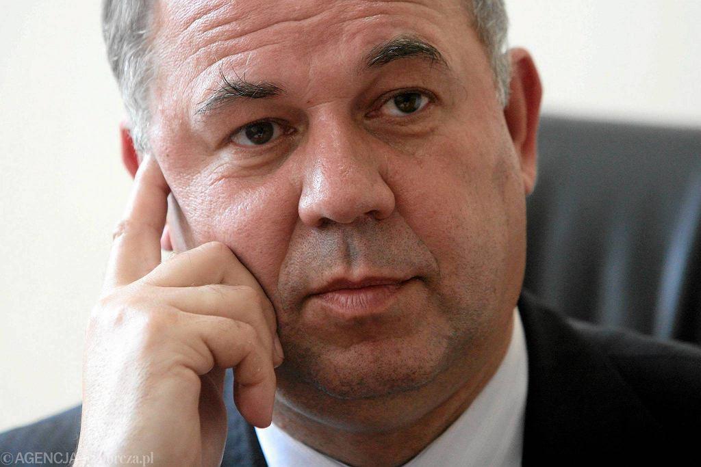 Krzysztof Skóra w 2009 r.