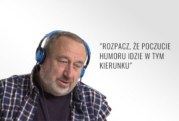 Tadeusz Drozda ogląda YouTuberów