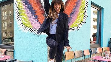 Anna Lewandowska w kampanii marki Calzedonia