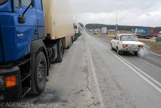 Rosja paraliżuje tranzyt między Ukrainą i Kazachstanem