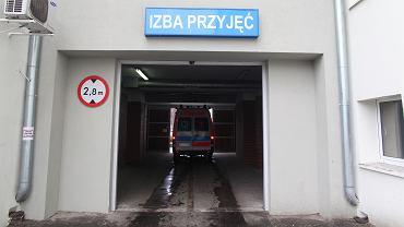 Szpitalem w Sosnowcu zajmie się prokuratura z Katowic. Sprawdzą okoliczności śmierci 39-letniego mężczyzny