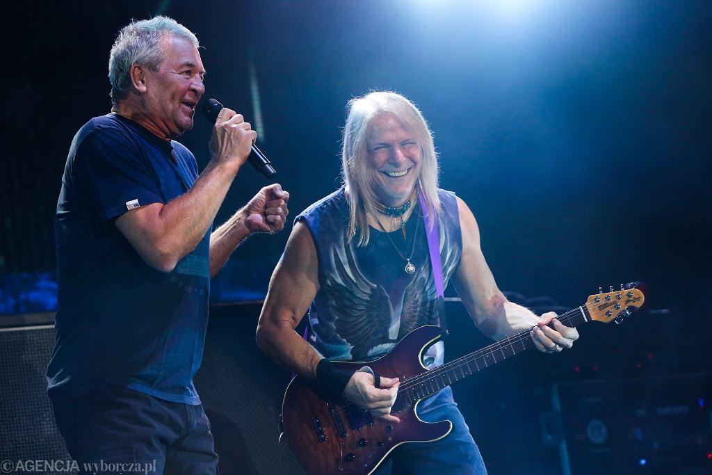Deep Purple wraca do Polski! Legendy rocka zagrają w Krakowie