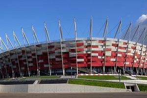 Nazwa Narodowego wciąż niesprzedana, ale stadion ma swoje piwo