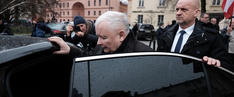 """Rosyjscy politycy reagują na wywiad z Kaczyńskim. """"Nie rozumie, co mówi"""""""