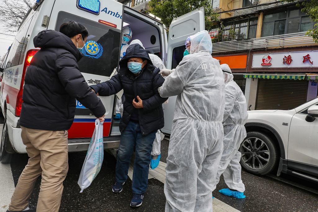 Wuhan. Kwarantanna po wybuchu koronawirusa