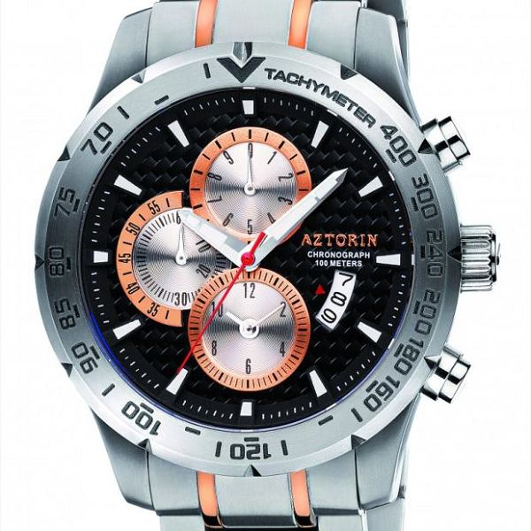 Zegarek z kolekcji Aztorin. Cena: 1320 zł