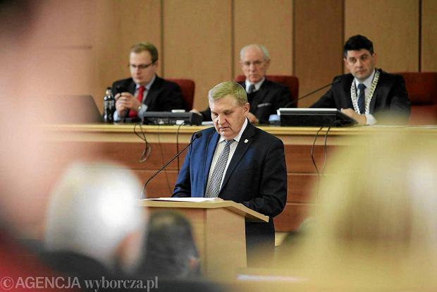 Rada miasta Białystok. Tadeusz Truskolaski