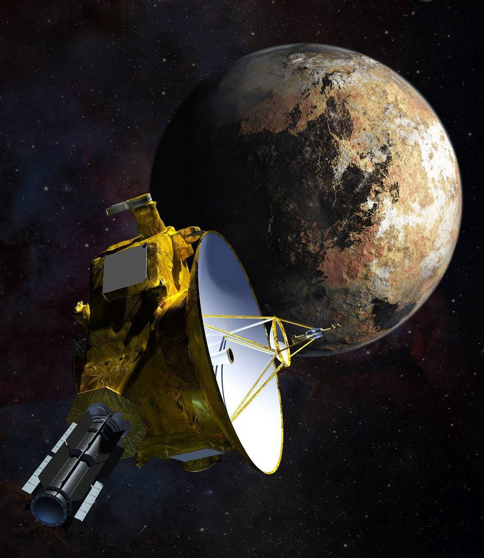 Zdjęcie numer 1 w galerii - Misja do ostatniej (eks)planety