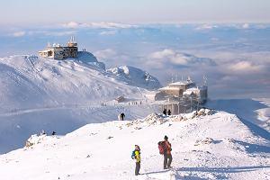 Wyjście z obserwatorium na Kasprowym Wierchu znów zasypane. Tak wygląda prawdziwa zima