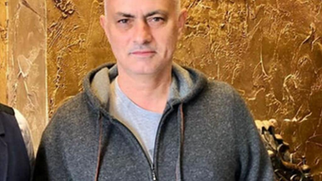 Nowa fryzura Jose Mourinho