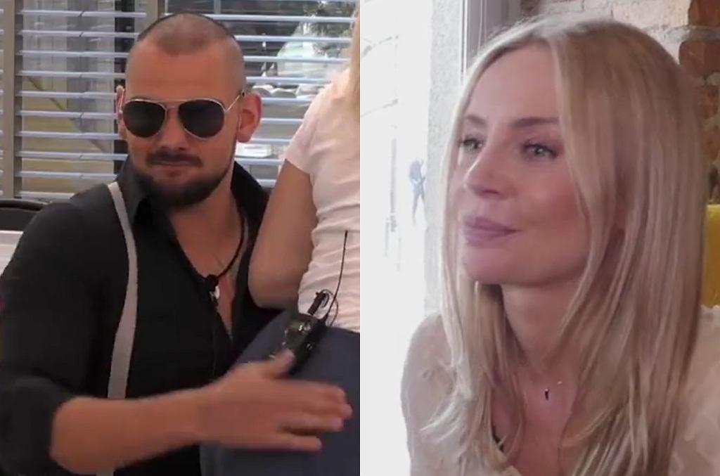 Agnieszka Woźniak-Starak krytykuje zachowanie Igora z 'Big Brothera'