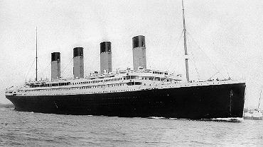 Titanic - zdjęcie  ilustracyjne