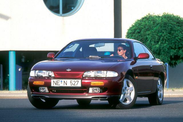 Nissan 200SX (S14) z 1996 r.