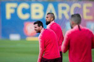 Piłkarz Barcelony wściekły opuścił trening, gdy dowiedział się, że nie gra z Realem