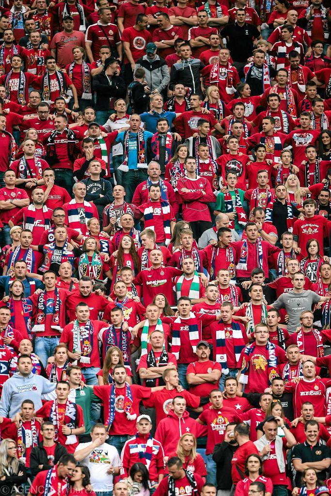 Na meczu Wisła - Legia było 31289 osób