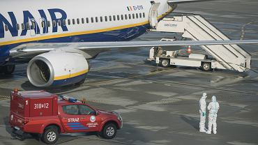 Epidemia koronawirusa. British Airways i Ryanair odwołują setki lotów