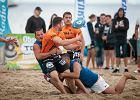 37 zespołów wystąpiło w kolejnej edycji Sopot Beach Rugby [ZDJĘCIA]