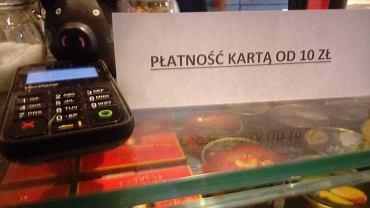 Płatność kartą